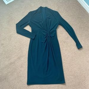 Jones New York | Emerald Dress
